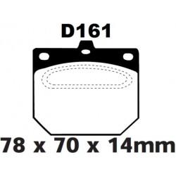 D161 Toyota Hilux RN30 80-